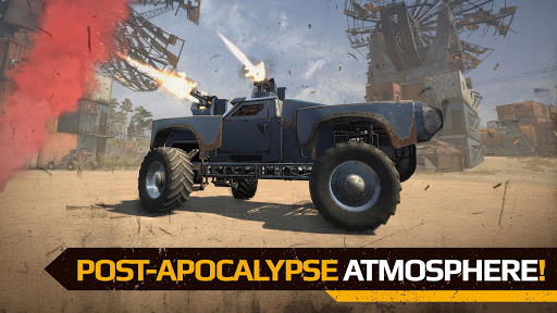 Crossout Mobile apktram screenshots 4