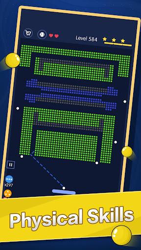 Break Bricks - Ball's Quest 1.8.0 screenshots 1