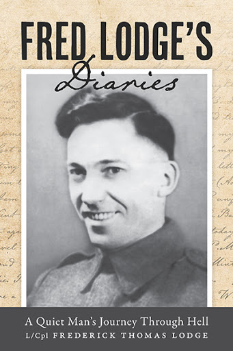 Fred Lodge's Diaries cover