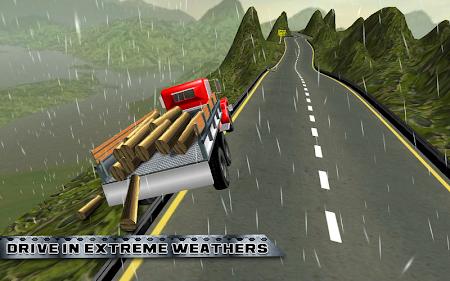 Truck Driver: Hill Transport 1.1 screenshot 1402745