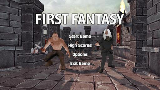 玩免費動作APP|下載First Fantasy app不用錢|硬是要APP