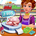 Thanksgiving Store Cashier & Manager icon
