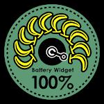 BANANASEVEN Cool Battery-Free Icon