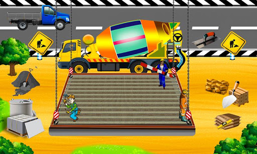 School Building Construction Site: Builder Game modavailable screenshots 4