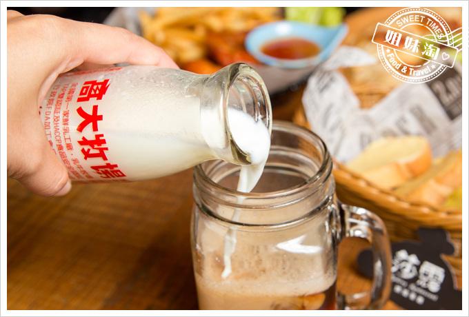 莎露烘焙餐廳菜單牧場鮮紅茶