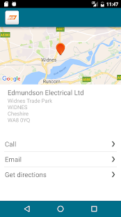 Edmundson Electrical Locator- screenshot thumbnail