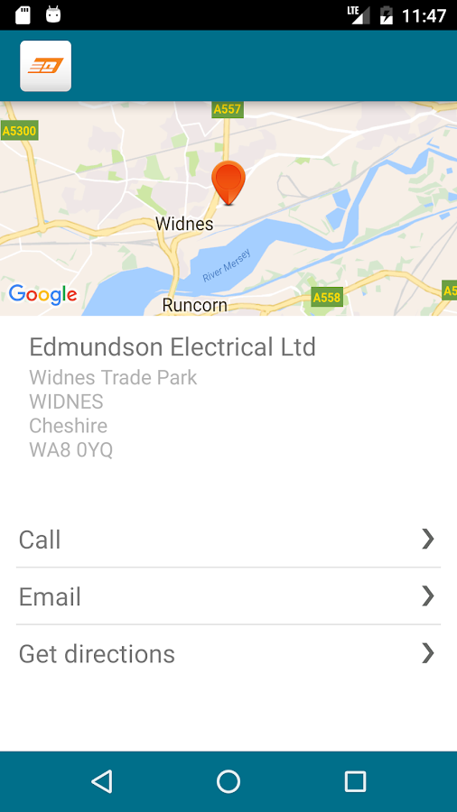 Edmundson Electrical Locator- screenshot