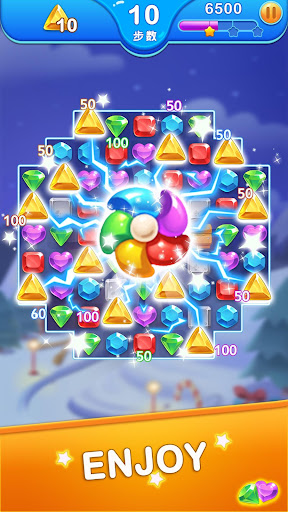 Jewel Blast Dragon - Match 3 Puzzle 1.13.3 screenshots 2
