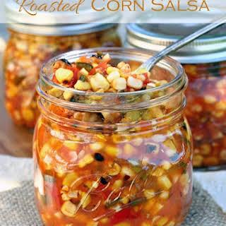 Roasted Corn Salsa.