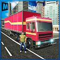 Real Euro Truck Simulator 2016 icon