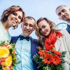 Wedding photographer Olga Volokhova (Frolya). Photo of 09.11.2016
