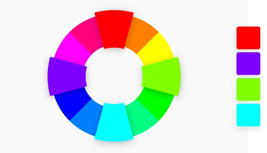 ترکیببندی رنگها13
