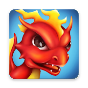 Dragon Paradise City: Breeding War Game