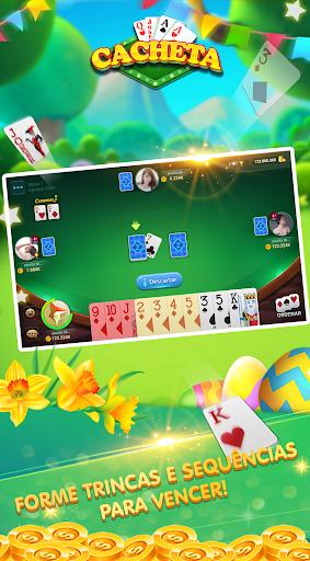 Cacheta - Pife - Pif Paf - ZingPlay Jogo online screenshots 2