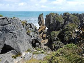 Photo: Pancake Rocks, en Punakaiki