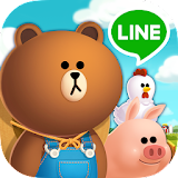 LINE BROWN FARM file APK Free for PC, smart TV Download
