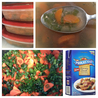 Low FODMAP Chicken Broth