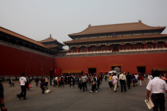 Photo: Day 190 - First Square Upon Entering the Forbidden City #2