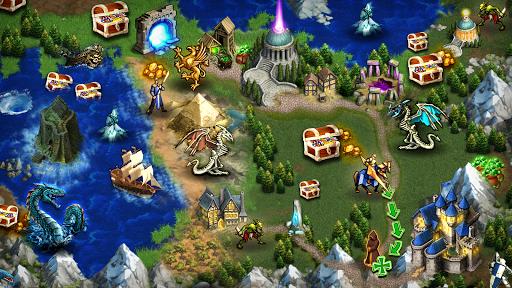 Télécharger Gratuit Heroes Magic World APK MOD (Astuce) screenshots 2