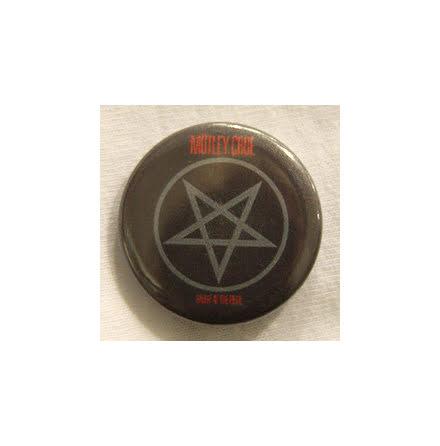 Mötley Crue - Shout - Badge
