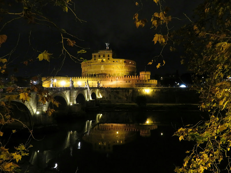 Roma di notte di Giorgio Lucca