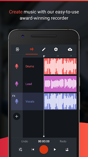 BandLab - Social Music Maker and Recording Studio Screenshot