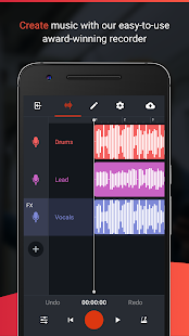 BandLab - Social Music Maker and Recording Studio- screenshot thumbnail