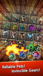 Blade Crafter 2 Mod Apk (Unlimited Golds and Coins) 4