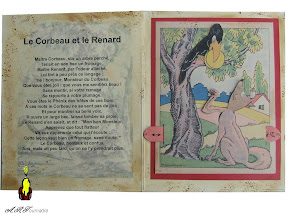 Photo: Le Corbeau et le Renard