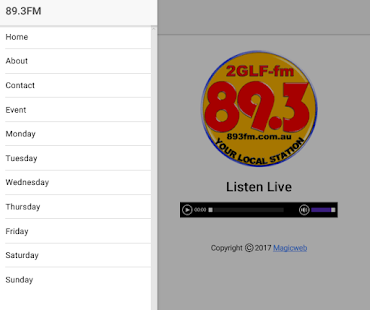 2GLF Your Local Station 89.3 FM - náhled