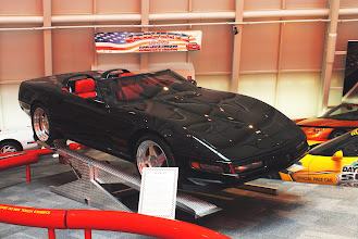 Photo: 1993 ZR-1 Spyder on loan from General Motors  before. permission is granted for the use of this photo.