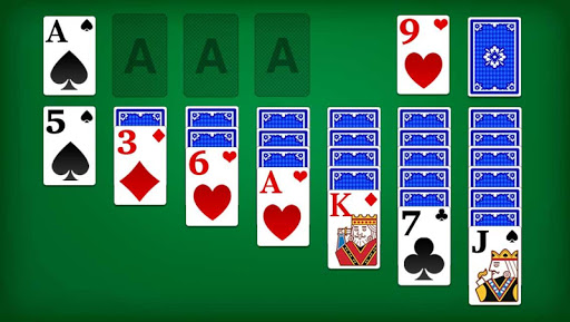 Solitaire Classic  gameplay | by HackJr.Pw 2