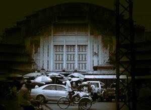 Photo: Phnom Penh, Cambodia- Adventures with a budget camera/LR Edit