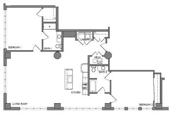 Go to The Boss - Sumatra Floorplan page.
