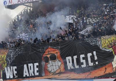 Charleroi mis à l'amende pour des jets de fumigènes