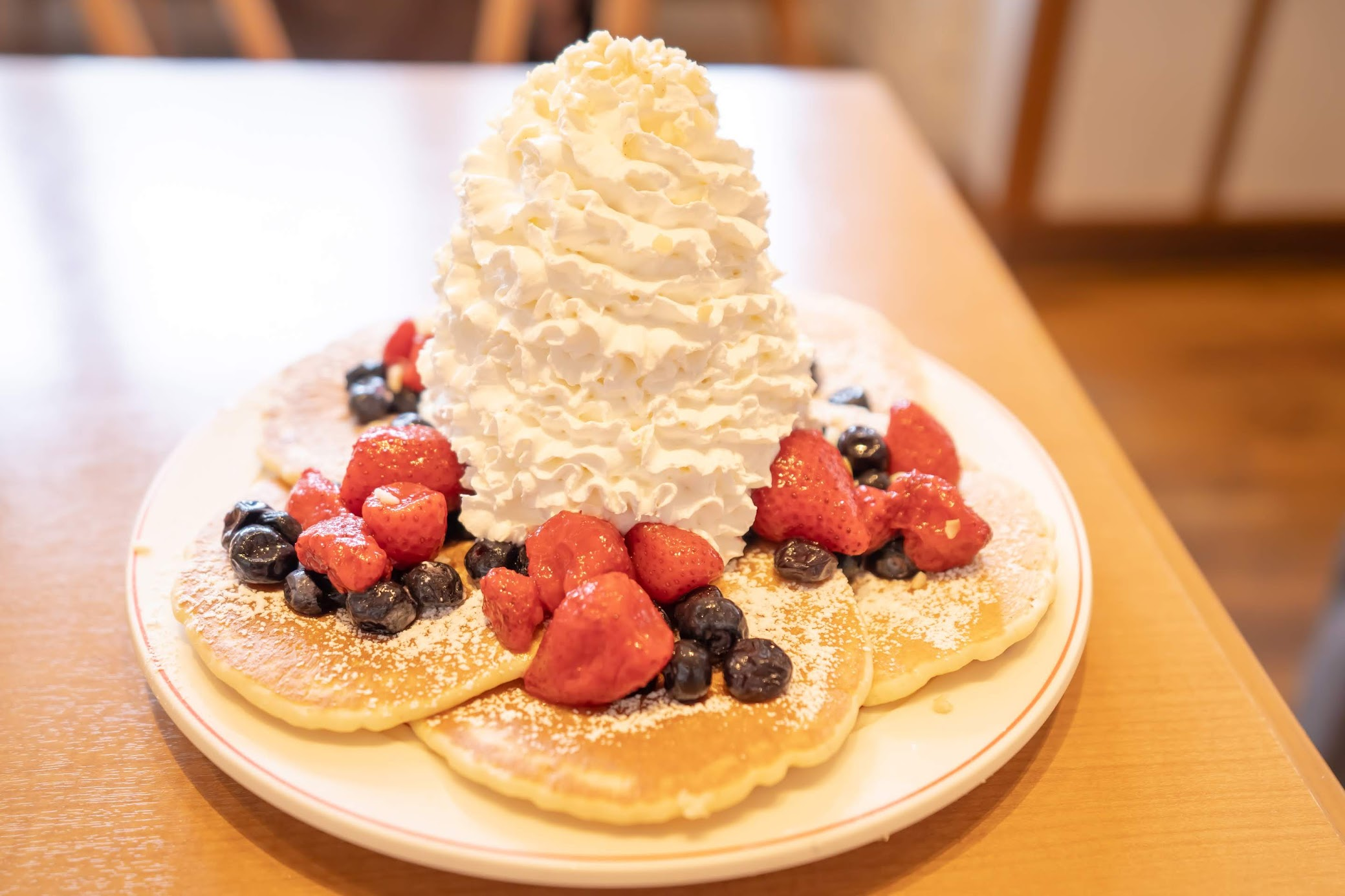 Eggs 'n Things パンケーキ