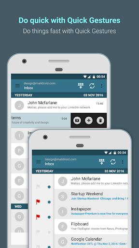 MailDroid screenshot 8