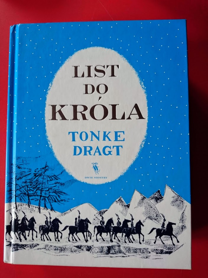 Tonke Dragt, List do króla