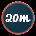 20m icon