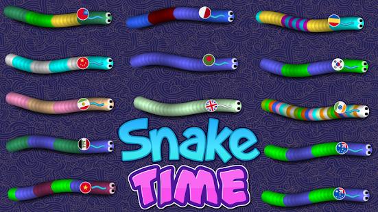 Snake TIME - náhled
