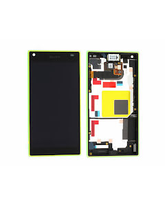 Sony Xperia Z5 Compact LCD Display Original Yellow