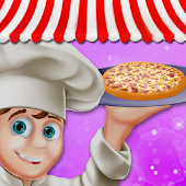 Street Food Cooking Maker Game