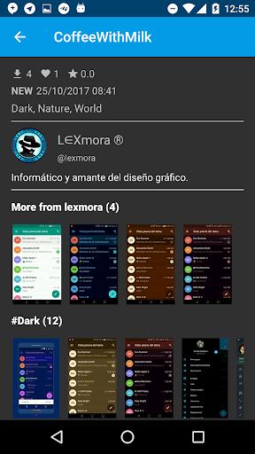 Themes for Telegram  screenshots 7