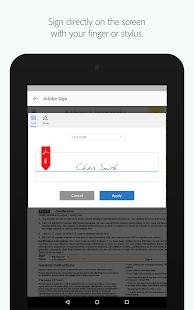 Adobe Sign Screenshot 12