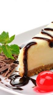 Cake Live Wallpaper- screenshot thumbnail