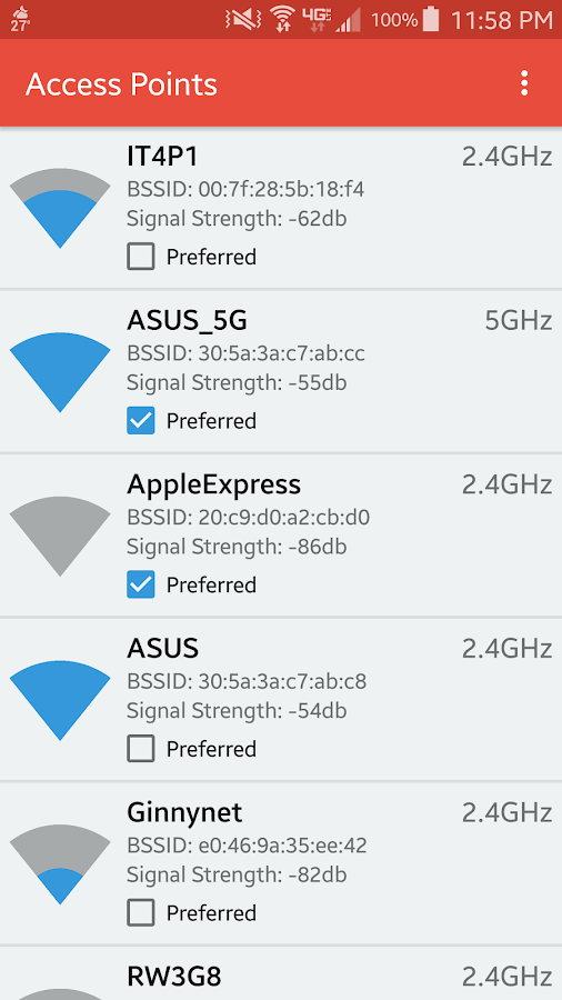 Wifi Switcher- screenshot