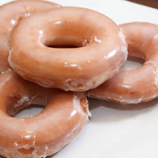 Buttermilk Glazed Doughnuts.