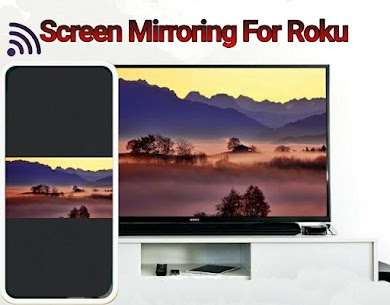Screen Mirroring Pro For Roku 8