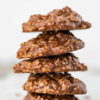 Chocolate Peanut Butter Oatmeal No-Bake Cookies Recipe