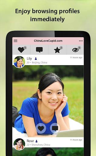 ChinaLoveCupid - Chinese Dating App 3.1.6.2440 screenshots 10